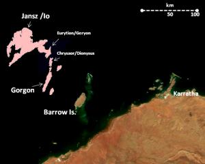 Gorgon_Barrow_Island